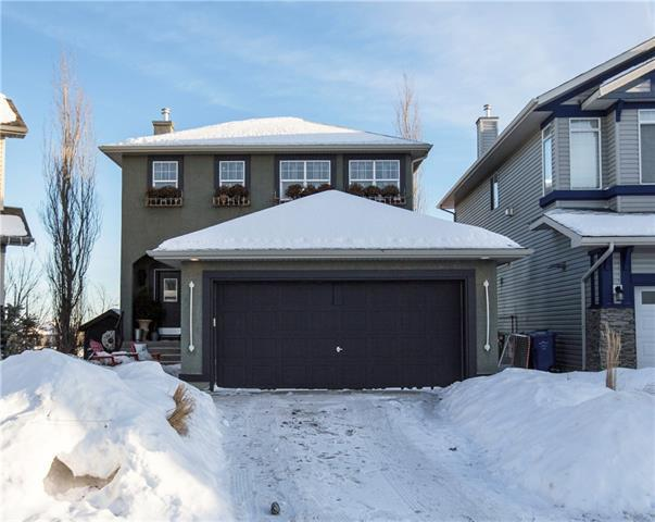152 Tuscany Ravine Terrace NW, Calgary, AB T3L 2S7 (#C4166562) :: The Cliff Stevenson Group