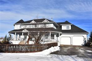 26 Blazer Estates Ridge, Rural Rocky View County, AB T3L 2N7 (#C4166569) :: Redline Real Estate Group Inc