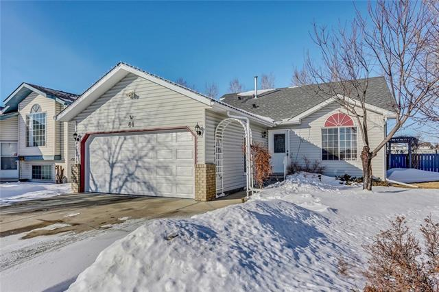 44 Sunridge Place NW, Airdrie, AB T4B 2J1 (#C4166575) :: Canmore & Banff