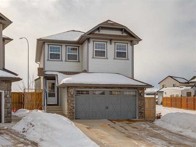 231 Silverado Plains Close SW, Calgary, AB T2X 0J2 (#C4166585) :: Redline Real Estate Group Inc