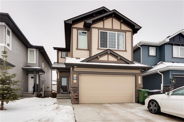 55 Panton Way NW, Calgary, AB T3K 0X6 (#C4166587) :: Tonkinson Real Estate Team