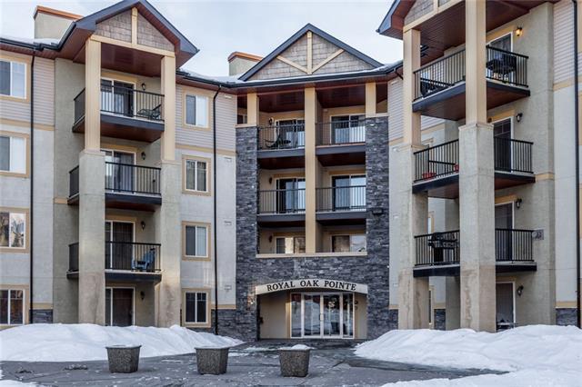 8810 Royal Birch Boulevard NW #1102, Calgary, AB T3G 6A9 (#C4166592) :: The Cliff Stevenson Group