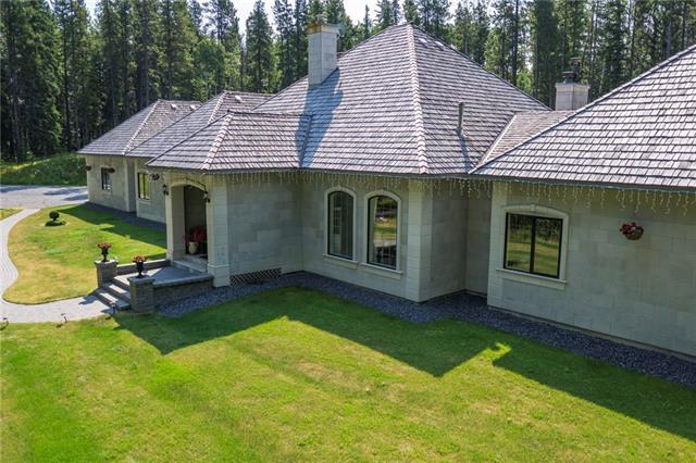 23 Highlands Terrace, Bragg Creek, AB T0L 0K0 (#C4166605) :: Your Calgary Real Estate