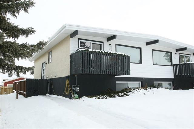 7820 Hunterquay Road NW, Calgary, AB T2K 4T8 (#C4166610) :: Tonkinson Real Estate Team