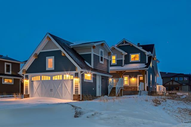 317 Cottageclub Link, Rural Rocky View County, AB T4C 1B1 (#C4166654) :: Redline Real Estate Group Inc