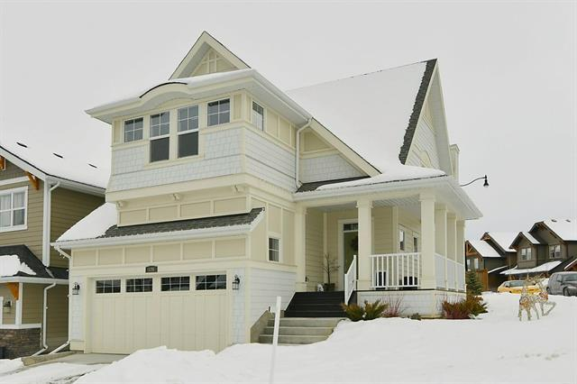120 Riviera Crescent, Cochrane, AB T4C 0V4 (#C4166661) :: Redline Real Estate Group Inc