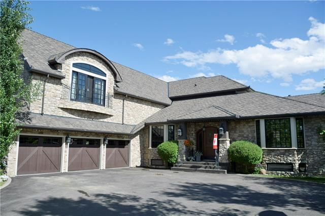 64 Springland Manor Crescent, Rural Rocky View County, AB T3Z 3K1 (#C4166733) :: Redline Real Estate Group Inc