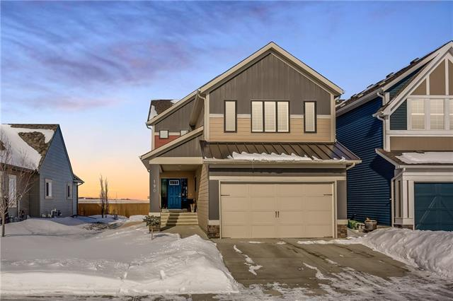 190 Reunion Green NW, Airdrie, AB T4B 3W3 (#C4166748) :: Redline Real Estate Group Inc