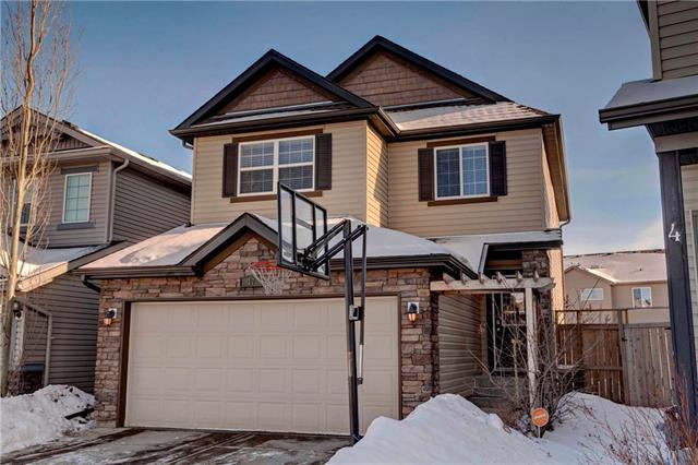 47 Covecreek Place NE, Calgary, AB T3K 0L3 (#C4166758) :: Redline Real Estate Group Inc