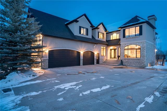 327 Rodeo Ridge, Rural Rocky View County, AB T3Z 3G2 (#C4166776) :: Canmore & Banff