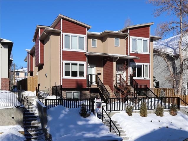532 56 Avenue SW #2, Calgary, AB T2V 0G7 (#C4166783) :: Canmore & Banff