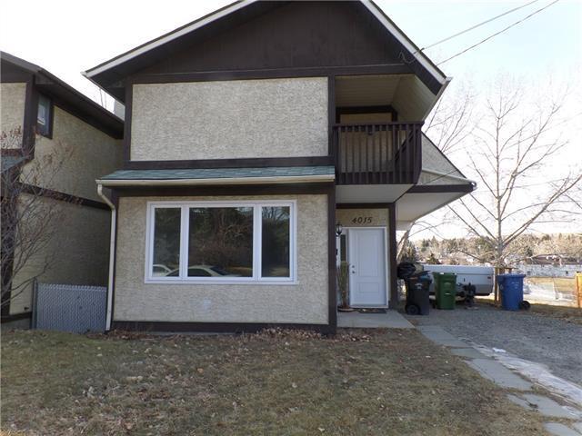 4015 3 Street NW, Calgary, AB T2K 0C7 (#C4166789) :: The Cliff Stevenson Group