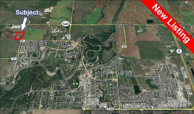 64 Street, High River, AB T1V 1L2 (#C4166819) :: Canmore & Banff