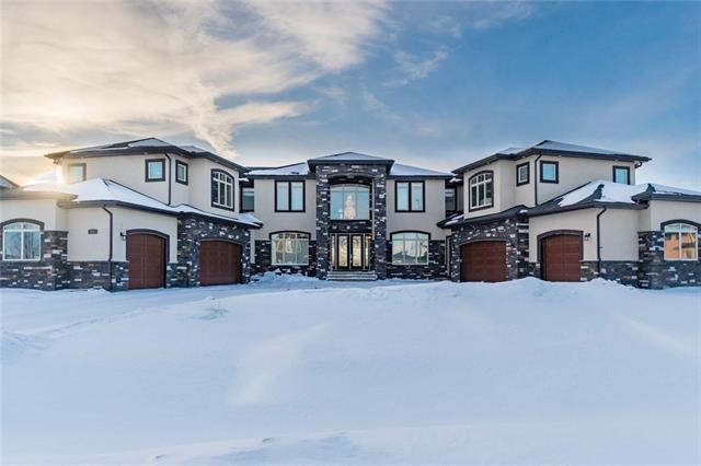71 Abbey Road, Rural Rocky View County, AB T1Z 0A1 (#C4166851) :: The Cliff Stevenson Group