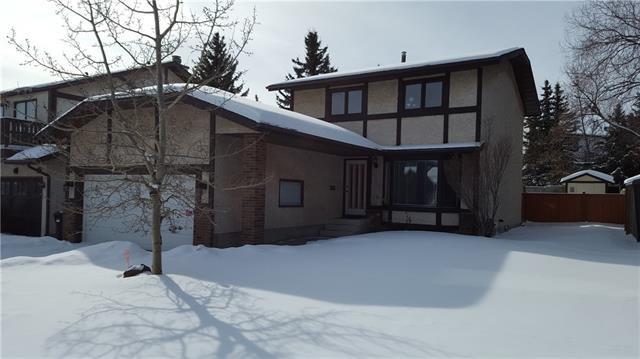 323 Ranchridge Bay NW, Calgary, AB T3G 1V5 (#C4166887) :: Redline Real Estate Group Inc
