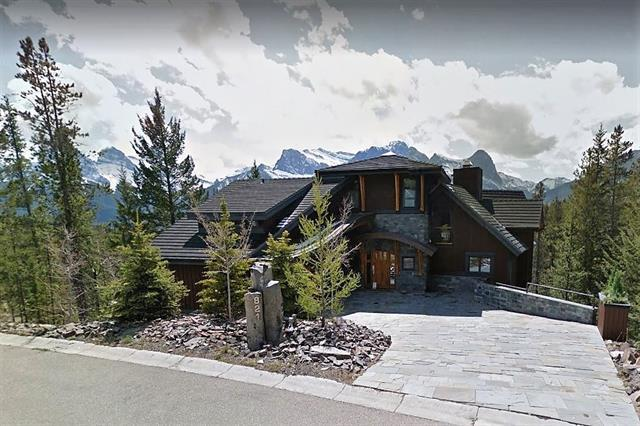 821 Silvertip Heights, Canmore, AB T1W 3K9 (#C4166916) :: Redline Real Estate Group Inc