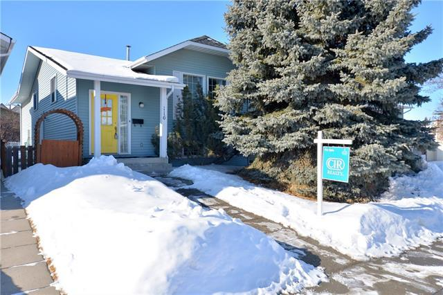 116 Sandarac Way NW, Calgary, AB T3K 2Y3 (#C4166924) :: Canmore & Banff
