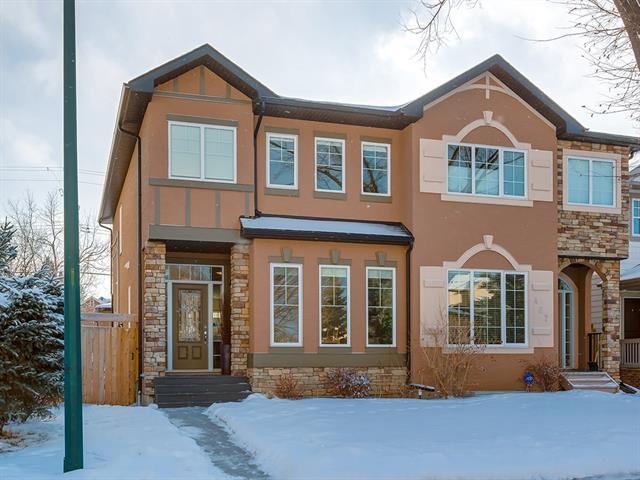 425 31 Avenue NW, Calgary, AB T2M 2P5 (#C4166933) :: The Cliff Stevenson Group