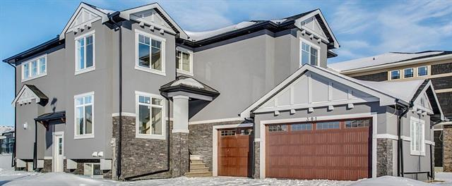 301 Kinniburgh Cove, Chestermere, AB T1X 0Y7 (#C4166956) :: Canmore & Banff