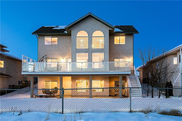 120 West Terrace Crescent, Cochrane, AB T4C 1R3 (#C4166965) :: Redline Real Estate Group Inc