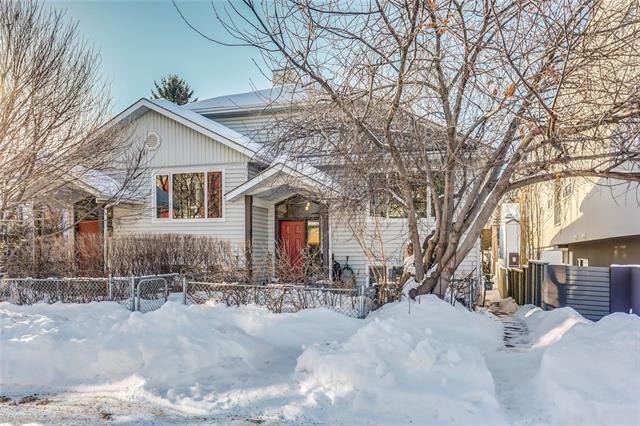 1815 27 Avenue SW #1, Calgary, AB T2T 1H2 (#C4166977) :: Redline Real Estate Group Inc