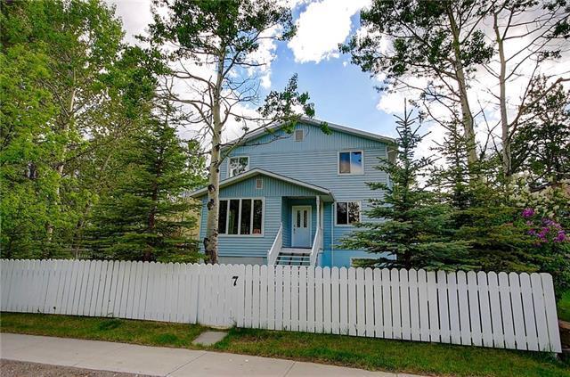 7 Mt Mcgillivary Drive, Exshaw, AB T0L 2C0 (#C4166978) :: Canmore & Banff