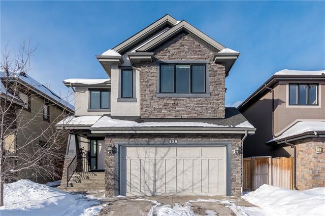 135 West Coach Way SW, Calgary, AB T3H 0M8 (#C4166989) :: Redline Real Estate Group Inc