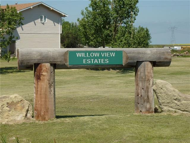 7 Willow View, Rural Rocky View County, AB T2P 2G7 (#C4167013) :: Redline Real Estate Group Inc