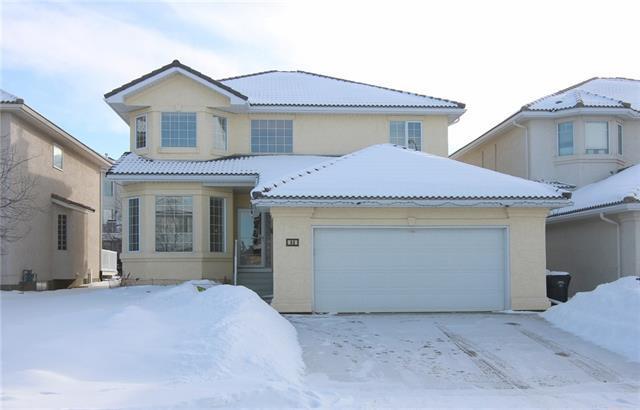 88 Hamptons Circle NW, Calgary, AB T3A 5T2 (#C4167031) :: Redline Real Estate Group Inc