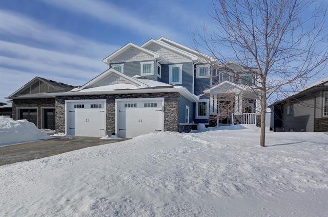 1089 Hillcrest Manor Estates, Strathmore, AB T1P 0B9 (#C4167063) :: Canmore & Banff