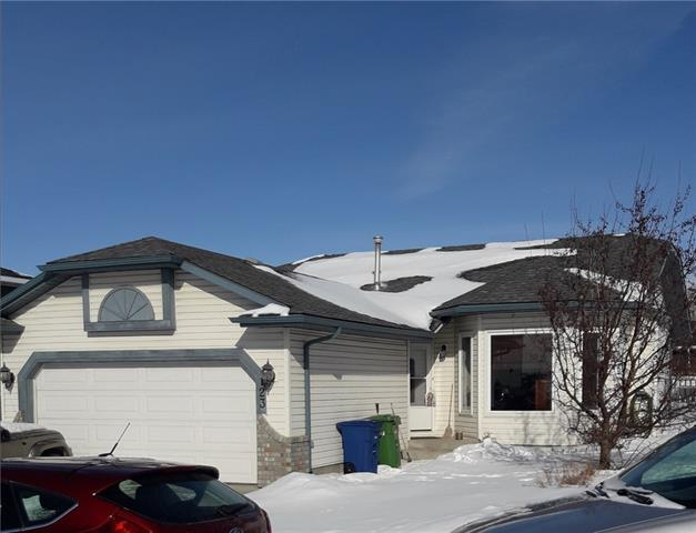 123 Elizabeth Way SE, Airdrie, AB T4B 2H6 (#C4167072) :: Redline Real Estate Group Inc