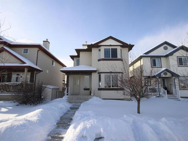 54 Coville Square NE, Calgary, AB T3K 5E4 (#C4167094) :: Redline Real Estate Group Inc