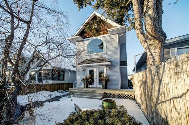 222 19 Avenue NE, Calgary, AB T2E 1P1 (#C4167133) :: Redline Real Estate Group Inc