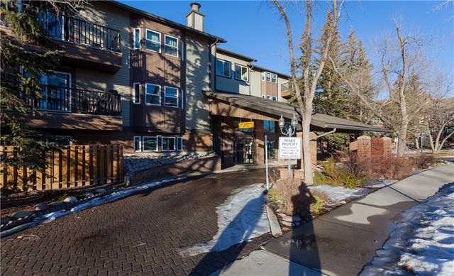 550 Westwood Drive SW #201, Calgary, AB T3C 3T9 (#C4167134) :: Redline Real Estate Group Inc