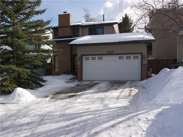 6015 Coach Hill Road SW, Calgary, AB T3H 1B3 (#C4167146) :: Redline Real Estate Group Inc