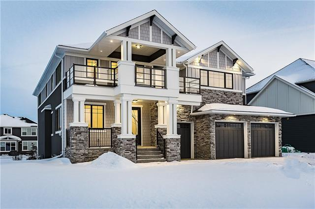 912 East Lakeview Road, Chestermere, AB T1X 1R2 (#C4167147) :: Redline Real Estate Group Inc