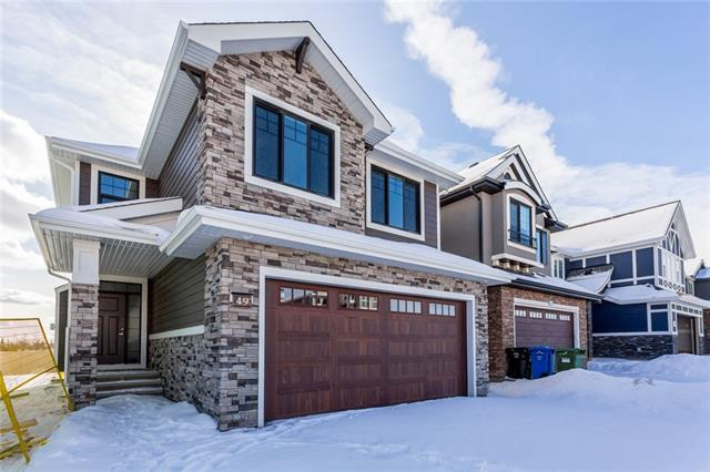49 West Grove Way SW, Calgary, AB T3H 1Y8 (#C4167196) :: Redline Real Estate Group Inc