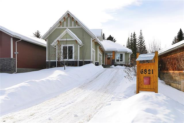 6821 Bow Crescent NW, Calgary, AB T3B 2C9 (#C4167203) :: Redline Real Estate Group Inc