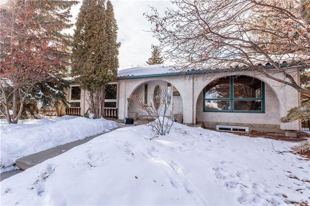 12007 Elbow Drive SW, Calgary, AB T2W 1H1 (#C4167214) :: Canmore & Banff