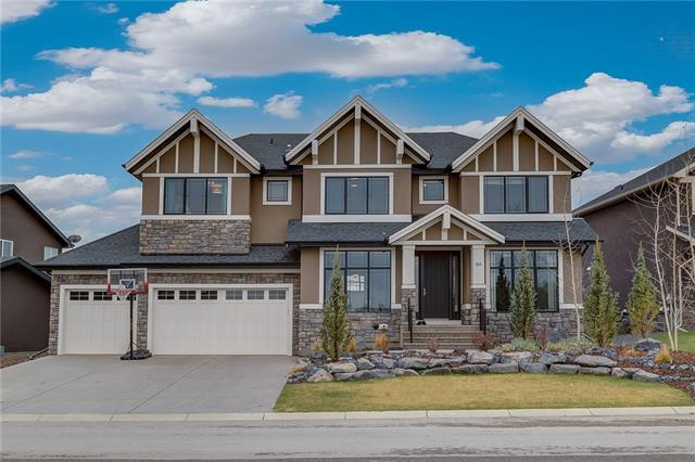 86 Ranch Road, Okotoks, AB T1S 0G6 (#C4167270) :: Redline Real Estate Group Inc
