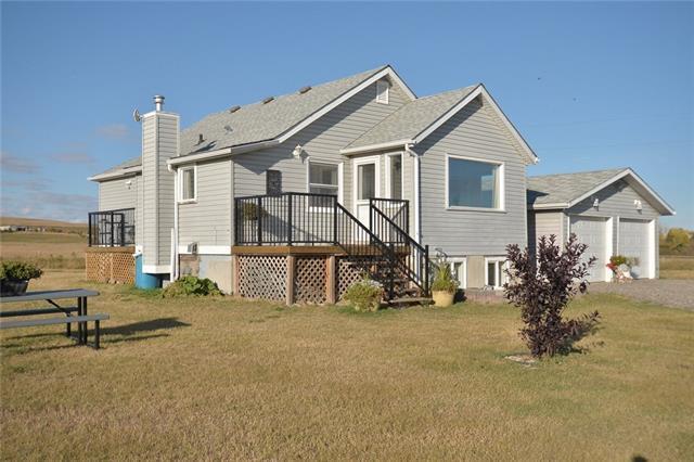 36 1 Avenue, Rural Wheatland County, AB T1P 1J6 (#C4167275) :: Redline Real Estate Group Inc