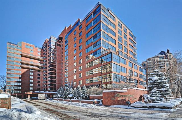 318 26 Avenue SW #902, Calgary, AB T2S 2T9 (#C4167277) :: Redline Real Estate Group Inc