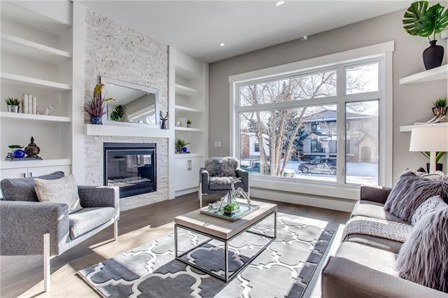 2136 52 Avenue SW, Calgary, AB T3E 1K3 (#C4167283) :: Redline Real Estate Group Inc