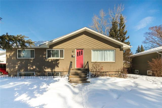4232 5 Avenue SW, Calgary, AB T3G 1K9 (#C4167314) :: Canmore & Banff