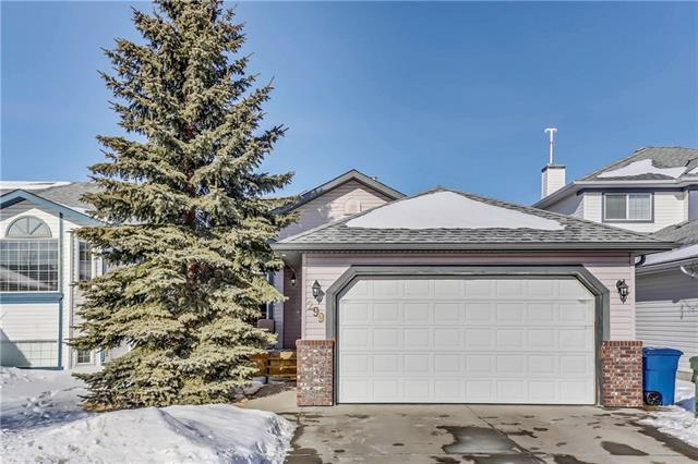 299 Woodside Circle NW, Airdrie, AB T4B 2J8 (#C4167319) :: Redline Real Estate Group Inc