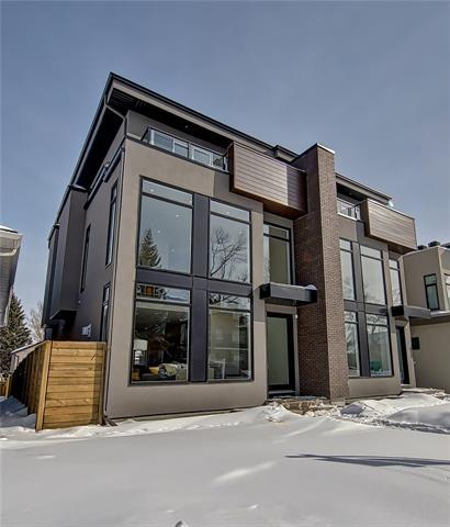 3706 14A Street SW, Calgary, AB T2T 3X3 (#C4167394) :: Canmore & Banff