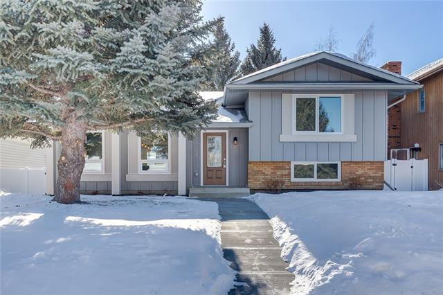 14435 Parkside Drive SE, Calgary, AB T2J 4P2 (#C4167406) :: Canmore & Banff