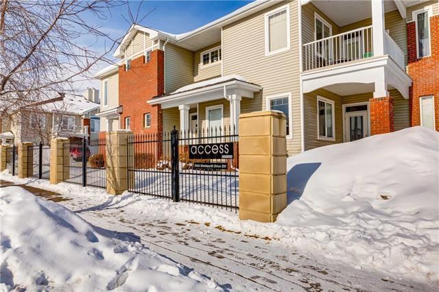 8000 Wentworth Drive SW #806, Calgary, AB T3H 5K9 (#C4167412) :: Redline Real Estate Group Inc