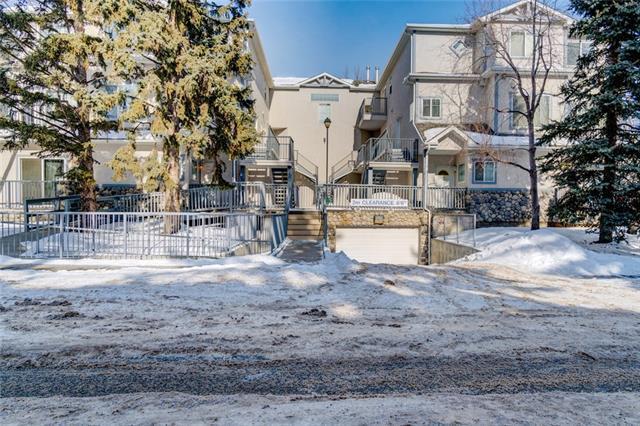 622 56 Avenue SW #104, Calgary, AB T2V 0G8 (#C4167426) :: Canmore & Banff
