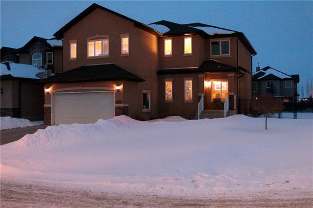 303 East Lakeview Place, Chestermere, AB T1X 1W2 (#C4167428) :: Canmore & Banff